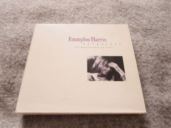 Emmylou Harris ANTHOLOGY The Warner years. 2cd + booklet