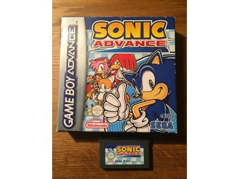 Sonic Advance gba