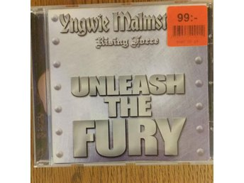 "Yngwie Malmsteen  ""Unleash the fury"""