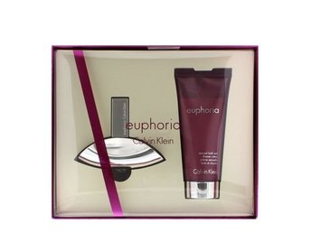 Giftset Calvin Klein Euphoria Edp 30ml + Shower Gel 100ml