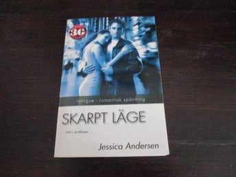 Jessica Andersen - Skarpt läge /Hq Intrigue