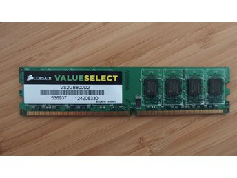 Ramminne 2GB Value Select - Corsair VS2GB800D2