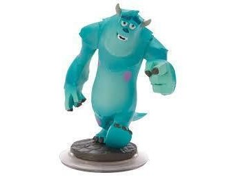 Spel Figurer Wii PS4 PS3 PC Xbox 360 Disney Infinity Monsters INC  Sulley  REA