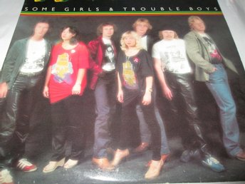 "WIZEX ""SOME GIRLS & TROUBLE BOYS"" LP KIKKI DANIELSSON"