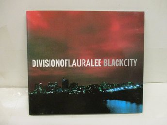 Division Of Laura Lee - Black City - FINT SKICK!