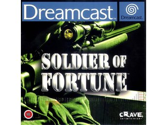 Soldier of Fortune - Dreamcast