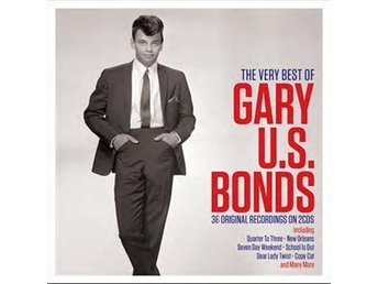 Bonds Gary U.S.: Very best of... 1960-62 (Digi) (2 CD)