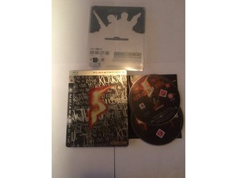 Resident evil 5 collectors edition steelcase Ps3