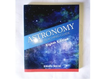 Astronomy: A Self-Teaching Guide, Eighth Edition * Astronomi * NY * Samfraktar