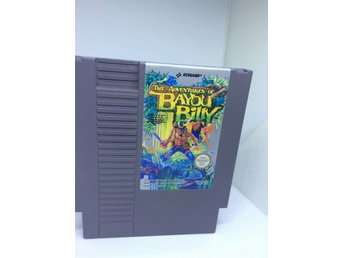 The adventures of Bayou Billy. (nes)
