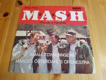 Song from MASH - Suicide Is Painless - Small Town Singers - YSPB 0-726 bra skick