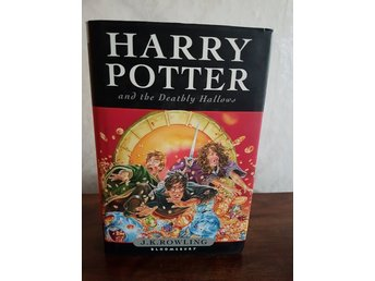 Harry Potter and the Deathly Hallows   - J K Rowling