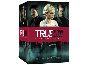 True blood / Complete collection (33 DVD)