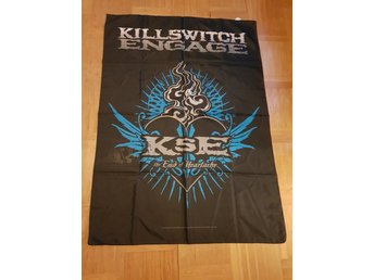 Killswitch Engage (Flagga) 106X79
