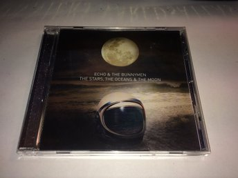 ECHO & THE BUNNYMEN The Stars, The Oceans & The Moon CD 2018