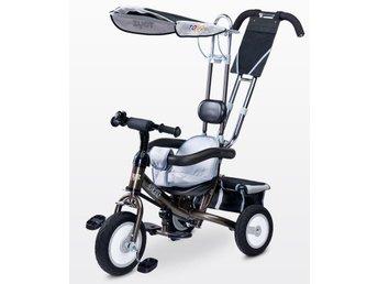 Barncykel trehjuling DERBY GREY av märket TOYZ by Caretero - Växjö - Barncykel trehjuling DERBY GREY av märket TOYZ by Caretero - Växjö