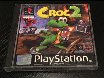 Croc 2 [PS1] Rare - älta - Croc 2 [PS1] Rare - älta