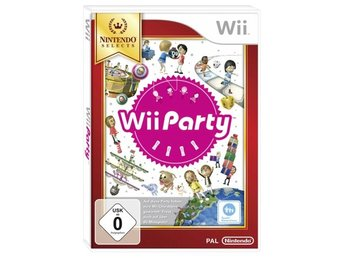 Nintendo Wii Party Selects