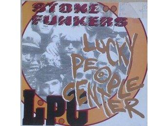 "Stonefunkers title* Lucky People Center* Hip Hop, Rap, RnB/Swing 12"" Swe - Hägersten - Stonefunkers title* Lucky People Center* Hip Hop, Rap, RnB/Swing 12"" Swe - Hägersten"