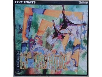 "Five Thirty title* 13th Disciple*  Indie, Mod, Psych 7"" Germany"