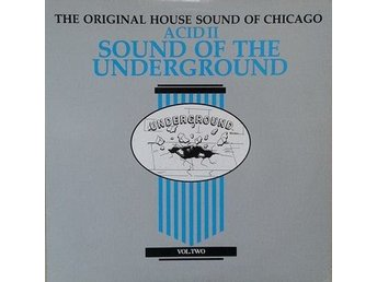 Various title* Acid II Sound Of The Underground* Chicago, Acid House, House LP