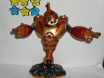 Skylanders Giants UPPGRADERAD figur Bouncer