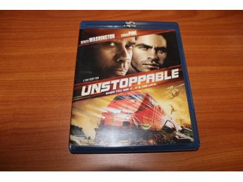 Blu-ray: Unstoppable (Denzel Washington, Chris Pine)