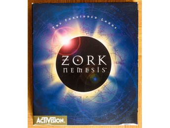 Zork Nemesis PC CD