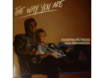 "Agnetha Fältskog & Ola Håkansson - The Way You Are (7"", Single)"