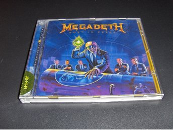 "Megadeth ""Rust in Peace"""