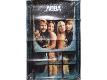 Big rolled Scandecor Abba Poster -7-