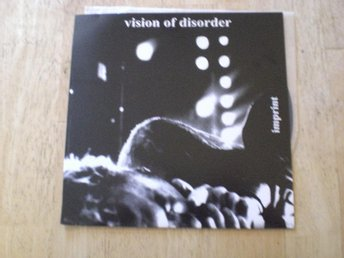"Vision Of Disorder - Imprint 7"" (Limited 1705 / 2000)  EX"