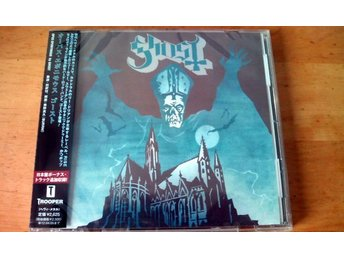 GHOST OPUS EPONYMOUS JAPAN PRESS LIMITED EDITION 2011 ROCK
