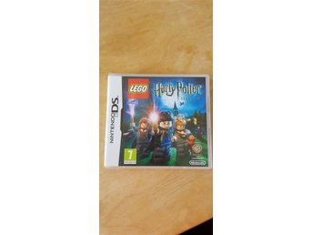 Nintendo DS Lego Harry Potter Years 1-4