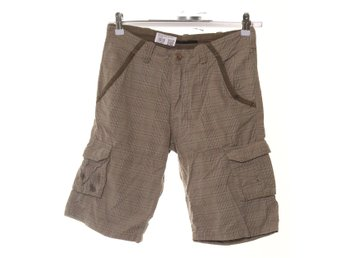 Detroit by Lindex, Shorts, Strl: 158, Khaki