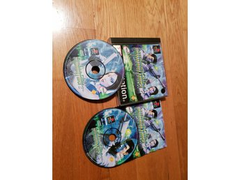 SYPHON FILTER 2 PS1 BEG