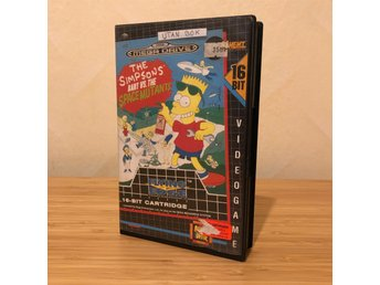 Hyrspel(HENT) The Simpsons: Bart vs. the Space Mutants