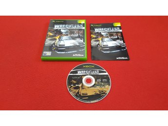 WRECKLESS THE YAKUZA MISSIONS till Xbox