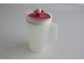 TUPPERWARE MINI MULTIKANNA - ROSA - RYMD 3 DL - BRA BEG.