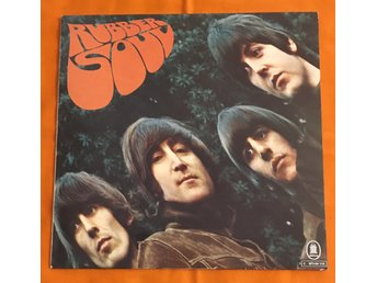 The Beatles - Rubber Soul - Vinyl LP