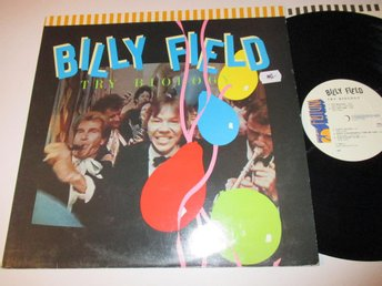 "Billy Field ""Try Biolgy"""