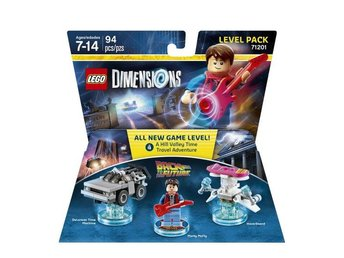 Lego Dimensions - Back to the Future (Level Pack)