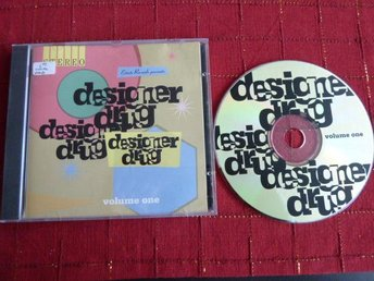 DESIGNER DRUG, VOLUME ONE,   CD, CD-SKIVA
