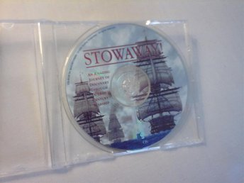 Stow Away Mac CD ROM Multimedia från 1995