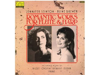 Romantic Works For Flute & Harp