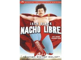 Nacho Libre (Jack Black, Ana de la Reguera) - Visby - Nacho Libre (Jack Black, Ana de la Reguera) - Visby
