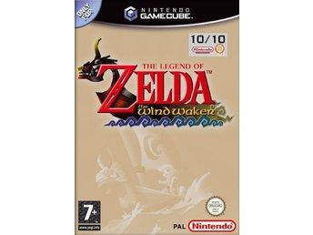 Zelda: Wind Waker - Players Choice - Gamecube - Varberg - Zelda: Wind Waker - Players Choice - Gamecube - Varberg