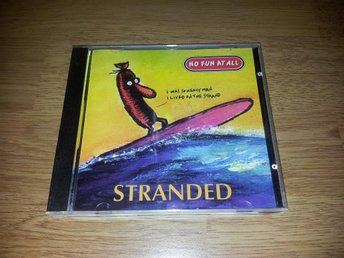 NO FUN AT ALL - STRANDED (5-TRACK CD)
