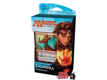 Magic Kaladesh Planeswalker Deck Chandra