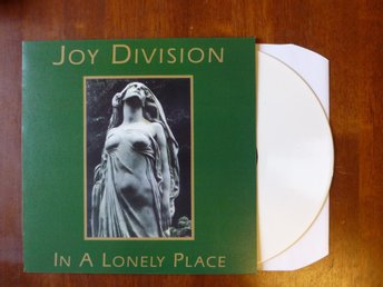 JOY DIVISION IN A LONELY PLACE  LP
